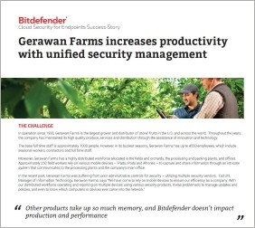 Gerawan Farms Case Study