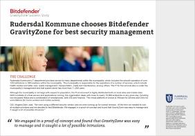 Rudersdal Kommune Case Study