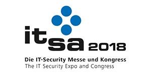 IT-SA 2018, Nürnberg, Germany