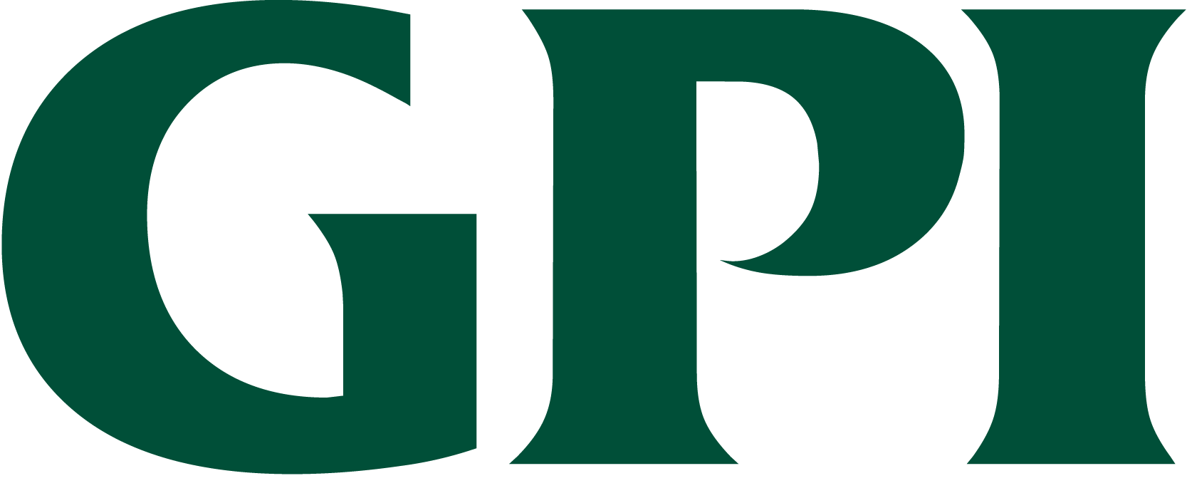 Greenman-Pedersen-logo